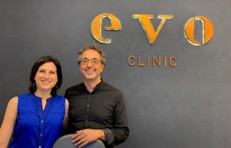 אהבה עם 'טאץ צרפתי': אורית ופבריס קליין מדברים על אהבה ועסקים