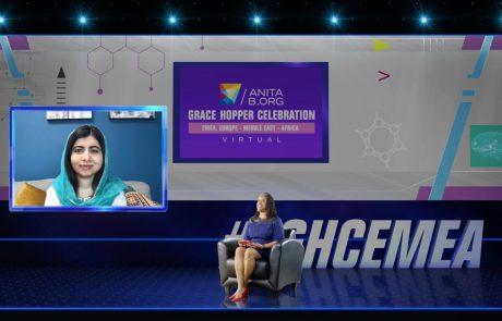 נשות הייטק בכירות מישראל ומהרשות הפלסטינית השתתפו בכנס הגדול בעולם של נשים טכנולוגיות