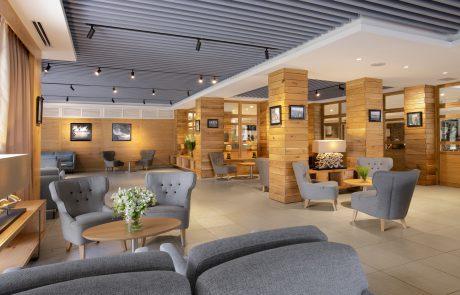האביב בפתח ובתיירות נוף גנוסר החלה הערכות לפתיחת המלון לקהל