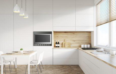 השפעת דלתות הפנים על עיצוב המטבח