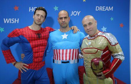 גיבורי על למען גיבורים