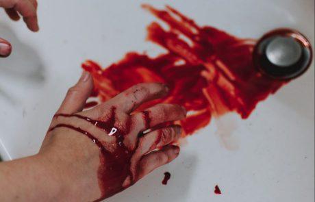 פינוי דם אחרי מוות בדירה