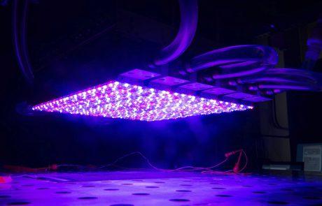 חוקרים טוענים: ניתן לטהר חללים מנגיף הקורונה באמצעות נורות LED